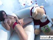 Natasha wants to satisfy her urges