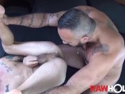 RAWHOLE Young Bottom Nick Hole Smashed Raw By Latino Daddy