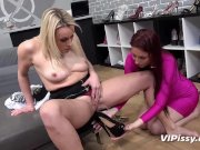 Shoe Shop Piss Play For Hot Babes