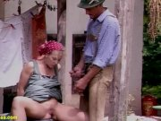 farmers step daughter first anal