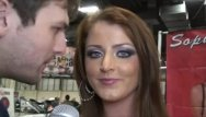 Vintage clothing ny ny Gianna lynn and sophie dee at exxxotica ny