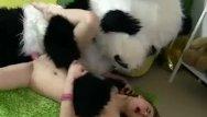 Gould the pandas thumb - Sassy girl panda fucked for eternal life
