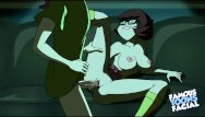 Sex cartoon titans Scooby doo cartoon sex scene