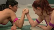 Surrender erotica - Strap-on power snatch slam