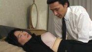 Hot mature chicks - Japanese mature chick has hot sex