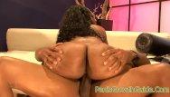 Cherokee da ass cherleader - Big ass ebony gets nailed