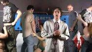 Porn by joe - Strip beer pong with johnny, joe, kat, and da