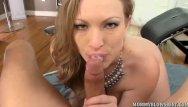 Vickie guerrero nake Curvy milf vicky vixen sucks young cock