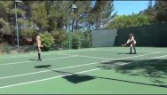 Torrent tennis mpg lesbian - Dani daniels lesbian tennis bts