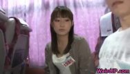 Asian travels and tours inc Crazy asian girls have hot bus tour