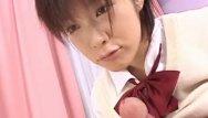 Kasumis breast - Sweet slut kasumi uehara gives blowjob