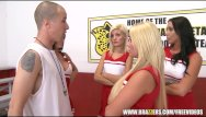Chearleaders upskirts squirt - Cheerleader squirts - brazzers
