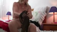Man sucking woman breast picture Grandma with big breasts rips open pantyhose