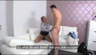 Sexy mature nude females Femaleagent - sexy milf calms nervous stud