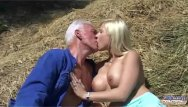 Oldman porn videos - Bearded oldman cums in a young mouth