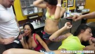 Tattoo parlor sex Orgy at the tattoo parlor