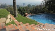 Gay swimming pool sydney Gayroom hot guys wet from pool and fucking