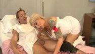 Have nurse patient sex who Dirty nurse tanya james ward patient fucked