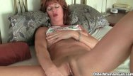 Woman having sex with hoarse British mature mums having solo sex