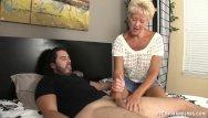 Granny sex handjobs Granny lube handjob