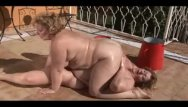 Old plump sex videos Plump lesbians do it outdoors