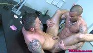 Gay muscle men big bulges Muscled damien crosse fucks jay roberts