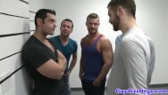 Big butt gay men pics clips - Gaysex orgy hunks blow during mugshot