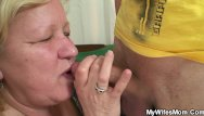 Mother-in-law huge tits youtube Huge titted mother in law pleases him