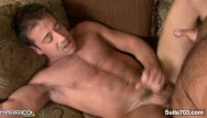Married guys having gay sex stories - Brunette married guy gets fucked by a gay