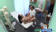 Doc fetish - Fakehospital babe wants doc to suck her tits
