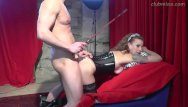 Cowgirl gets fucked Czech milf gets rough fucked in cowgirl style