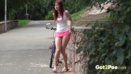Realgf galleries nude r001 Got2pee - standing pee compilation 001
