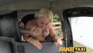 Free itouch xxx Faketaxi chubby blonde sucks cock for a free