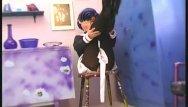 Gender transformation xxx - Nylon body kikurumi cosplay girl