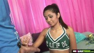 Rubys tits - Brokenteens teen cheerleader bangs her gym te
