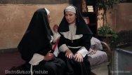Naughty thongs sluts Electro naughty nuns