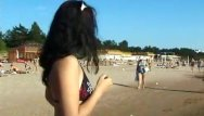 Very young nudist videos - Curvy young nudist lets the sun kiss her body