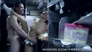 Free massive cock picture galleries - Wicked - asa akira gets some food truck cock