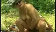 Family picnic sex Sex picnic with mature blonde