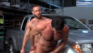 Hentai mechanic twink - Hairy big dicked mechanics hook up