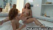 Cum bath cute - Reallesbianexposed naughty lesbian bath