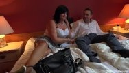 Free xxx mature movie clips - George and his friends mom taboo session