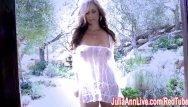 Shekler naked Superstar milf julia ann in sheer