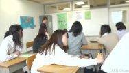 Facesit handjob Japan facesitting femdom at school subtitles