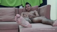 Gay asian foot fetish Gay asian foot fetish boy nikos jacking off