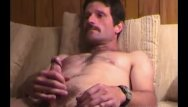 Sites for mature gay men - Hairy mature and hung amature strokes cock