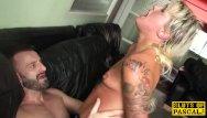 Bondage playpen cuckhold Cuckholding british submissive in chokeplay