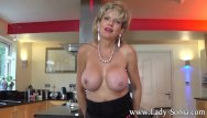 Mature masterbation instruction - Jerkoff instructions with british milf lady s