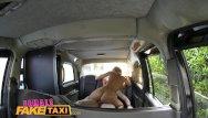 Phone payment webcam sex Femalefaketaxi driver takes a facial payment