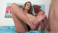 Teen sex daily movie - Kimmy granger wants her pretty feet fucked
